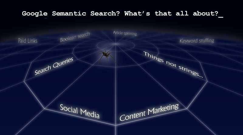 What is Google Semantic Search?