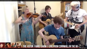 Aston Family Music Hangout